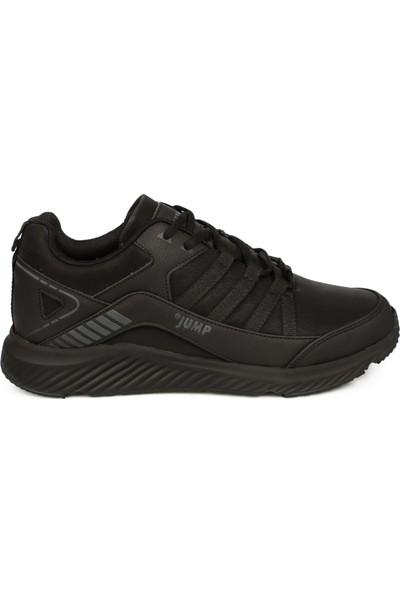 Jump 25932 Mba Bağlı Siyah Erkek Spor Ayakkabı