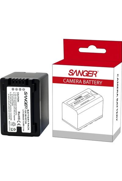 Sanger VW-VBT380 Panasonic Kamera Batarya