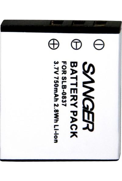Sanger SLB-0837 Samsung Fotoğraf Makinesi Batarya