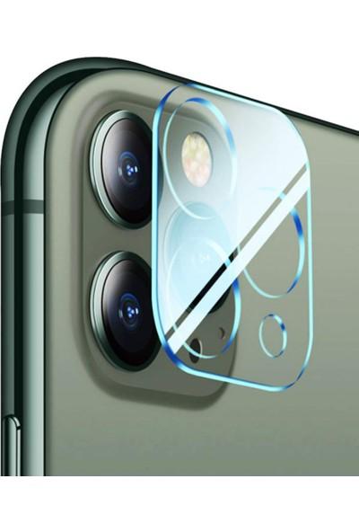 Marcador Apple iPhone 11 Pro / 11 Pro Max Kamera Koruma Lens Camı