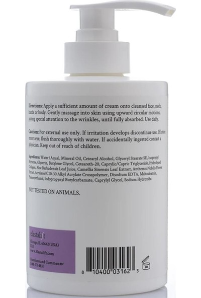 O'Keeffe's Elastalift Collagen Vücut Kremi 444 ml