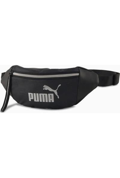 Puma Core Up Waistbag Kadın Siyah Spor Bel Çantası 07747801