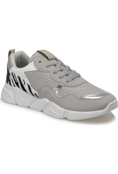 Butigo 20SF-2001 Gri Kadın Sneaker Ayakkabı