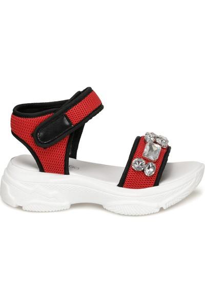 Butigo Polina Kırmızı Kadın Sandalet