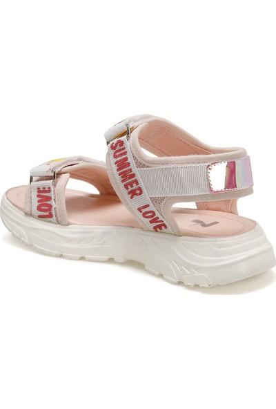 Seventeen Balzac Pembe Kız Çocuk Sandalet