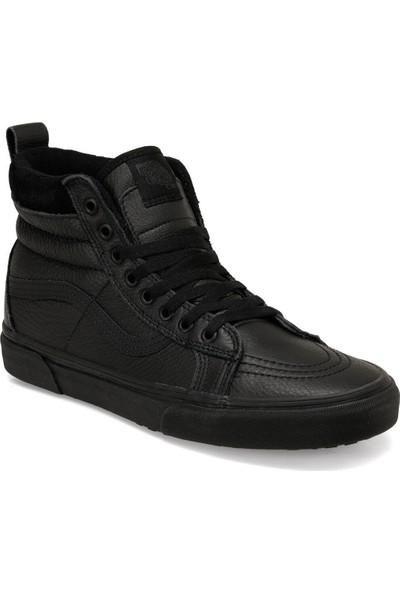 Vans Ua Sk8-Hı Mte Siyah Erkek Sneaker Ayakkabı