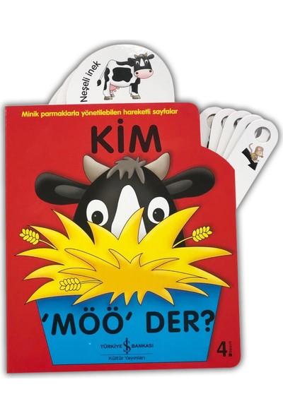Kim Möö Der? (Hareketli, Kulakçıklı Kitaplar) - Jane Wolfe