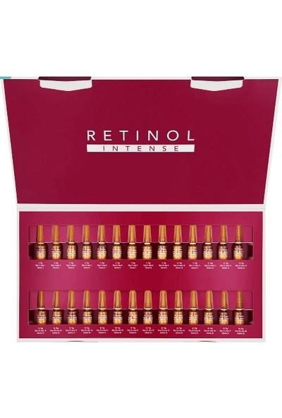 M. Asam Retinol Intense Ampoule Beauty Treatment Serum 28X1 ml