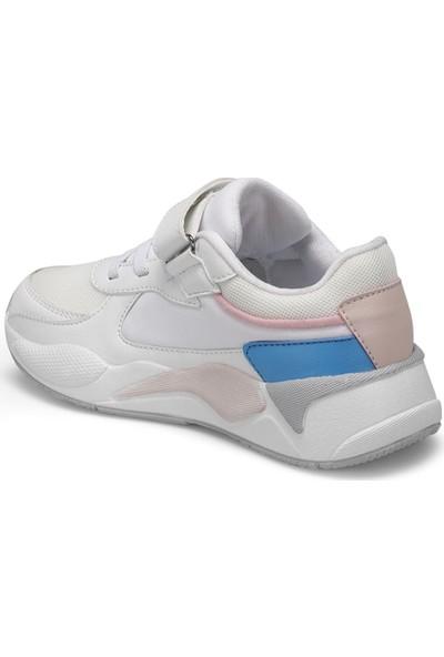 Lumberjack iron Beyaz KIz Çocuk Yürüyüş Ayakkabısı