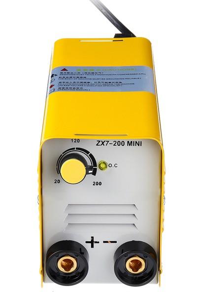Insma Minigb ZX7-200 Elektrikli Kaynak Makinesi 220V 200A (Yurt Dışından)