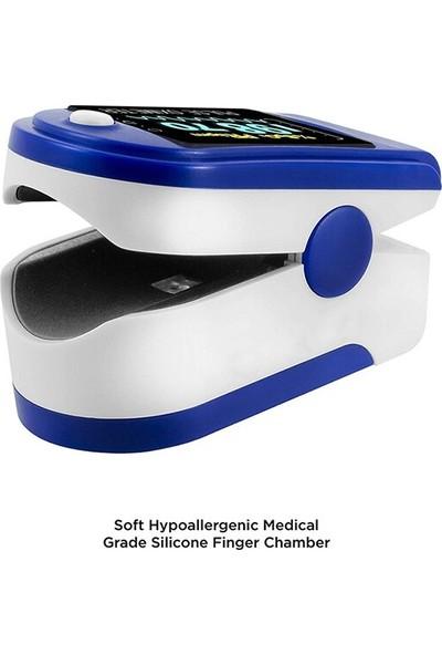 Oks Parmak Tipi Pulse Oksimetre Cihazı Puls Oksimetre