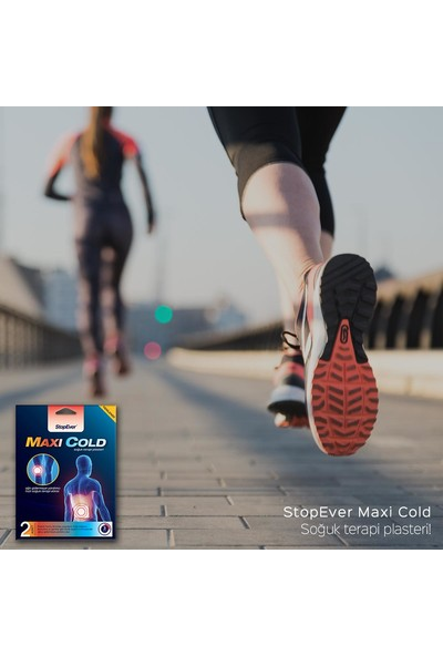 Stopever Maxi Cold Soğuk Terapi 6'lı