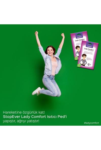 Stopever Lady Comfort Adet Ağr. Için Ped 6'lı