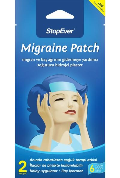 Stopever Migranie Patch Migren Bandı 6'lı