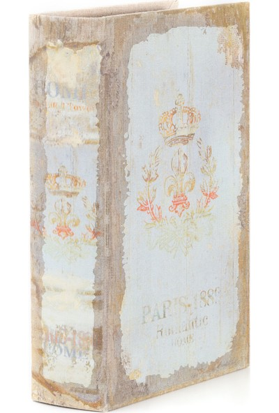 Madame Coco Çok Amaçlı Kitap Kutusu