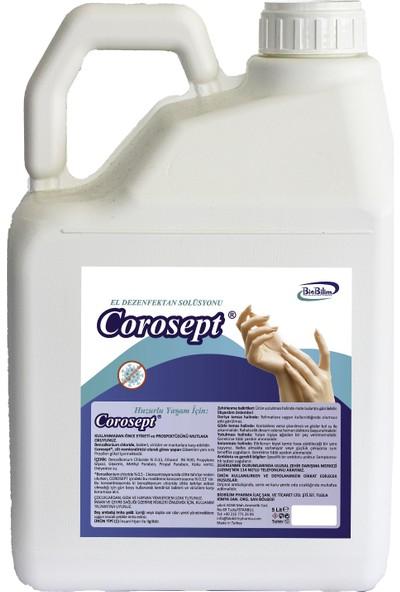 Biobilim Corosept Solüsyon El Dezenfektanı 5000 ml x 10 Adet