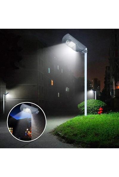 Cata Güneş Enerjili 40W Bahçe Sokak Aydınlatma Solar Lamba