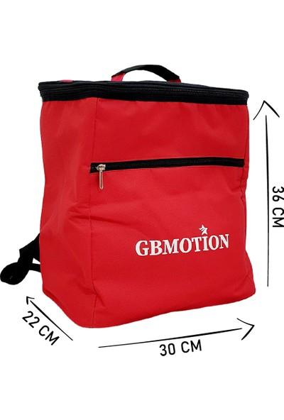 GB Motion Buzluk Soğuk Tutucu Sırt Çantası 25 lt