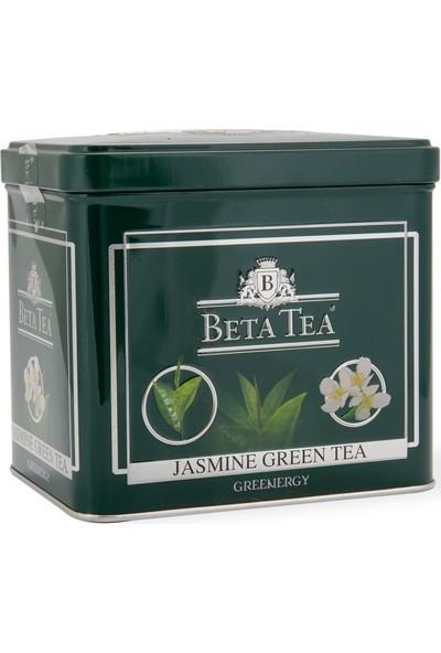 Beta Jasmine Green Tea Metal Ambalaj 250 GR (Yaseminli Yeşil Çay)