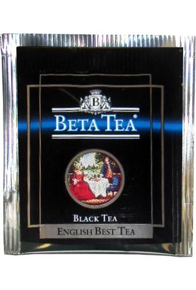 Beta English Best Bardak Poşet 100 x 2 GR (Seylan Çayı - Ceylon Tea)