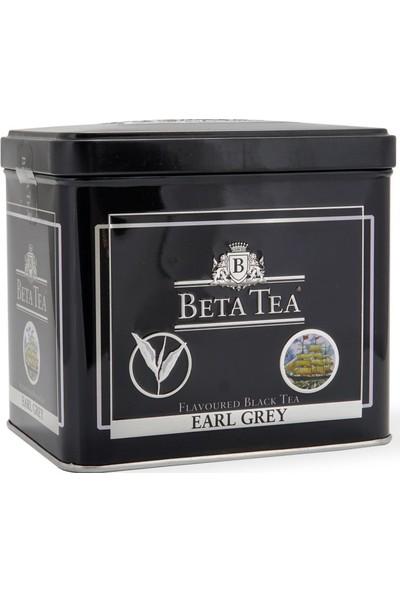 Beta Earl Grey Metal Ambalaj 250 GR (Bergamot - Tomurcuk Çayı)