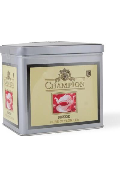 Champion Pekoe Metal Ambalaj 500 GR
