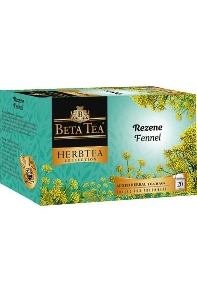 Rezene Çayı 20x2 Gr - Beta Herbtea Collection