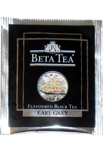 Beta Earl Grey Bardak Poşet 100 x 2 GR (Bergamot - Tomurcuk Çayı)