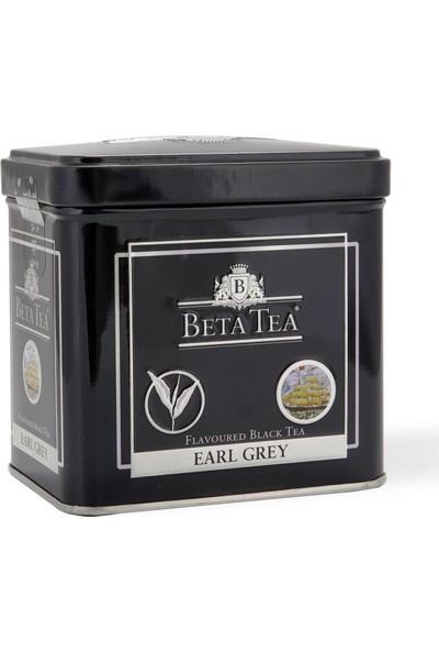 Beta Earl Grey Metal Ambalaj 100 GR (Bergamot - Tomurcuk Çayı)