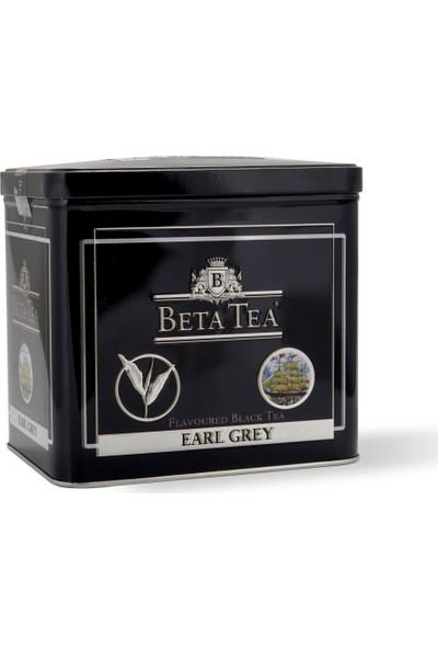 Beta Earl Grey Metal Ambalaj 500 GR (Bergamot - Tomurcuk Çayı)