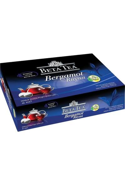 Beta Bergamot Rüyası Demlik Poşet Çay 48*3,2 Gr