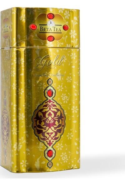 Beta Jewellery Gold Metal Ambalaj 100 gr (Seylan Çayı - Ceylon Tea)