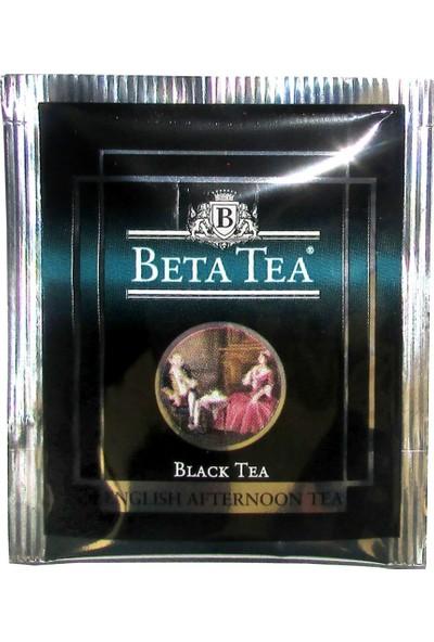 Beta English Afternoon Bardak Poşet 25 x 2 GR (Seylan Çayı - Ceylon Tea)