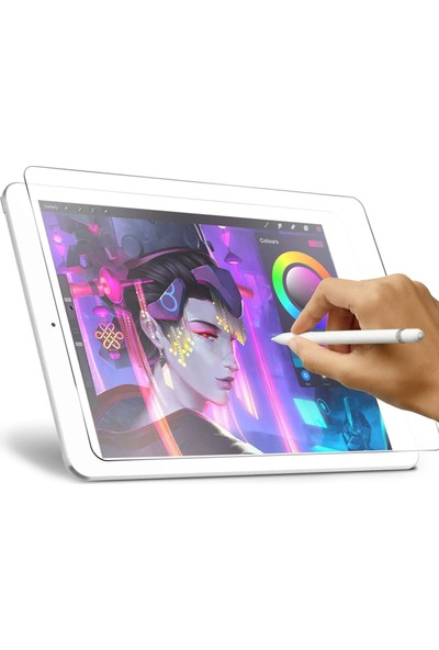 UKS Case Apple iPad Pro 12.9'' 2018 Paper Like Ekran Koruyucu