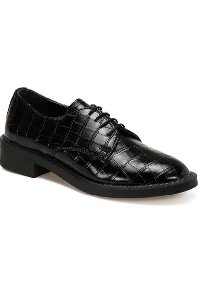 Butigo 20K-213 Kroko Kadın Oxford Ayakkabı