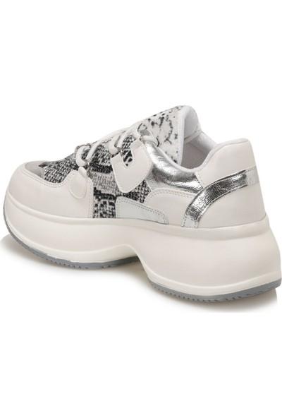 Butigo 20SF-2002 Gri Kadın Fashion Sneaker