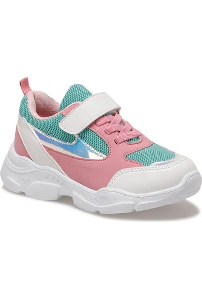 I Cool Trendy Pembe Kız Çocuk Yürüyüş Ayakkabısı