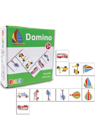 Edukido Chiva Domino Taşıtlar - EDU-3011
