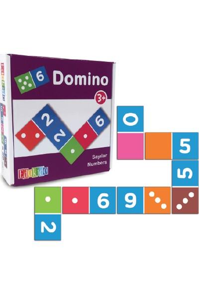 Edukido Chiva Domino Sayılar - EDU-3012