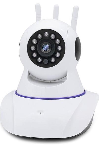 Angeleye KS-515 Gece Görüşlü Hd 360 Derece Wifi Ip Kamera
