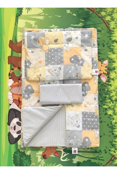Daphne Kids Style Baby Ayıcık Bebek Uyku Seti