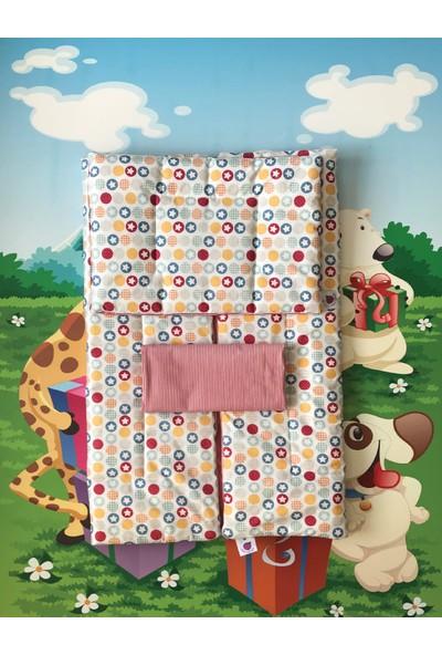 Daphne Kids Style Yıldızlı Puanlar Bebek Uyku Seti