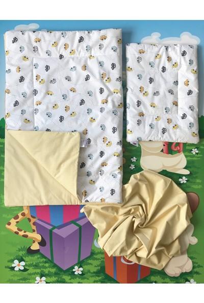 Daphne Kids Style Mini Arabalar Bebek Uyku Seti