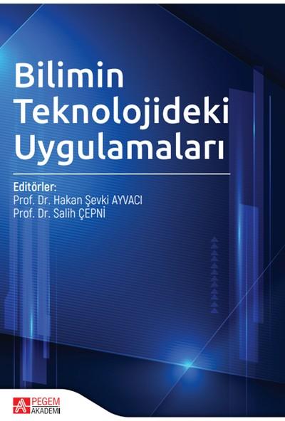 Bilimin Teknolojideki Uygulamalar - Abdullah Aydın