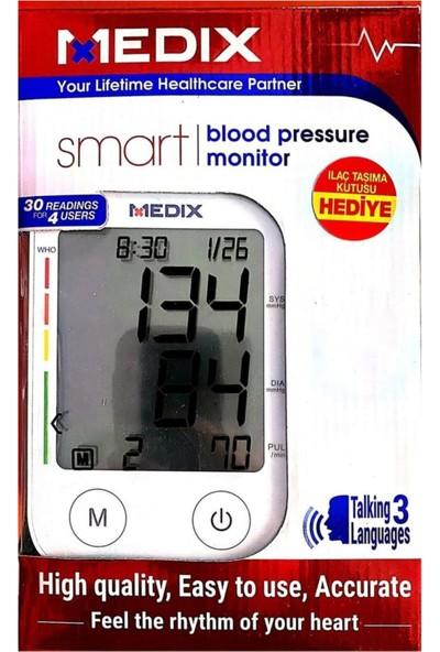 Medix Smart Tansiyon Aleti