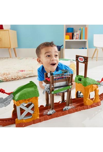 Fisher-Price Thomas ve Arkadaşları Yürüyen Köprü Tren Seti GHK84