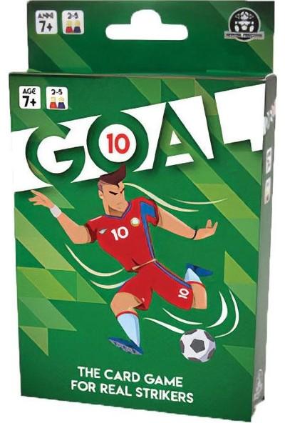 Goal 10 Kart Oyunu (Türkçe) CDU24 DEC04323