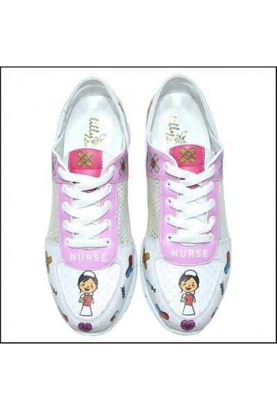 Shoerokee Kadın Günlük Ayakkabı