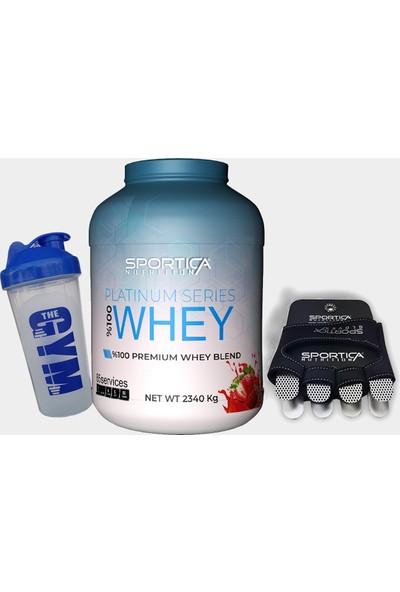 Sportica Nutrition Whey Protein Platinium Set 2340 gr