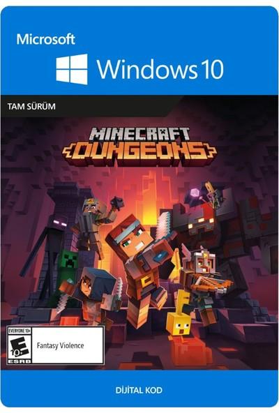Minecraft Dungeons Dijital Oyun